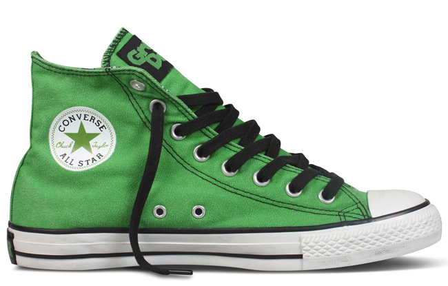 converse x green day