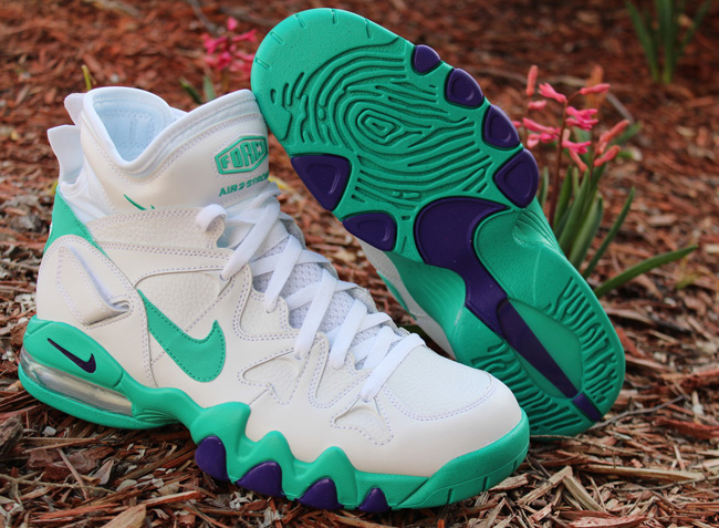 new product 5c1d5 d0861 Nike Air Max 2 Strong   White, Atomic Teal   Violet Force