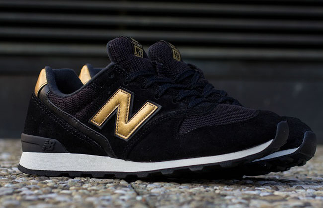 finest selection bf760 b7dac sale new balance wr 996 black suede gold bf192 dd5d9
