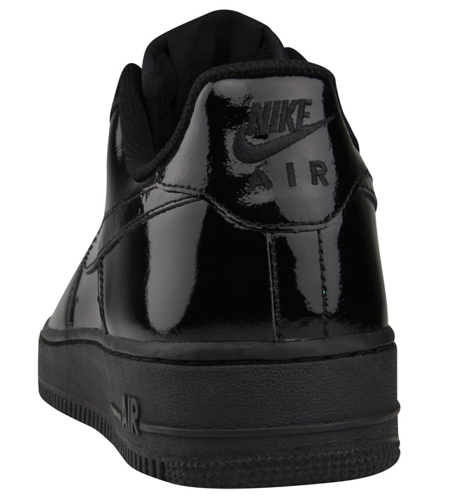 Black F45dc Air Force Nike 0f8f3 Cheapest One Patent NOnX80wPk