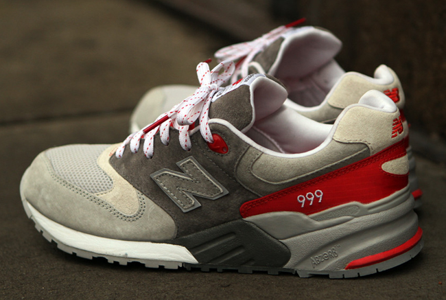 timeless design 59197 90934 new balance 999 red grey