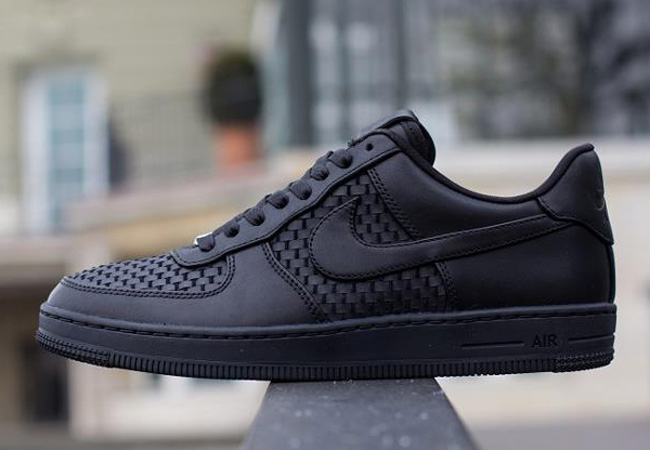 air force ones downtown woven