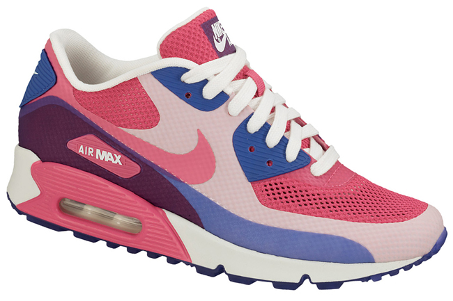 Nike WMNS Air Max 90 Hyperfuse | Pink Flash \u0026 Hyper Blue