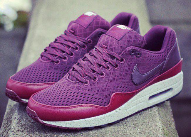 Nike Air Max 1 EM London Red Mahogany | END.