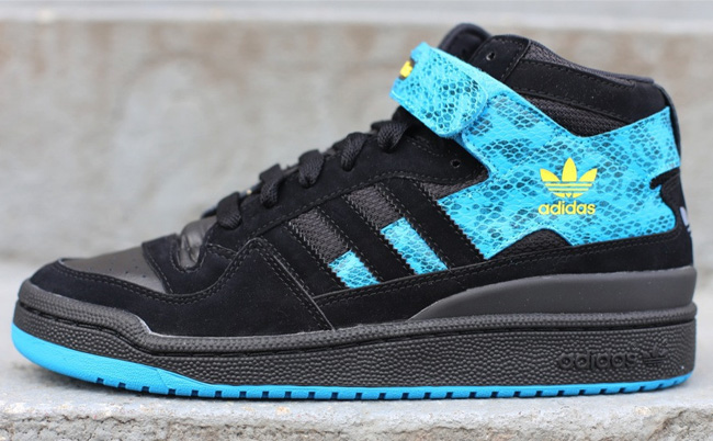 official photos d86e4 29d47 ... new arrivals adidas originals forum mid year of the snake turquoise  black a2060 75864