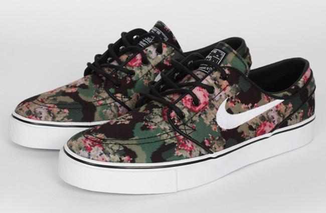"Nike SB Zoom Stefan Janoski ""Digital Floral Camo"""