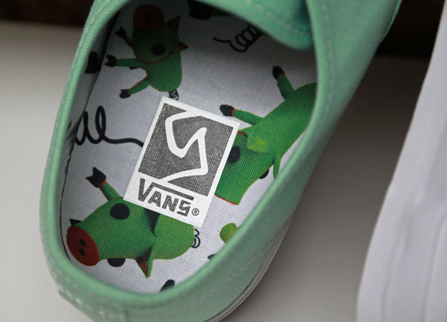 Mike Hill x Vans Syndicate: Sk8-Hi & Authentic