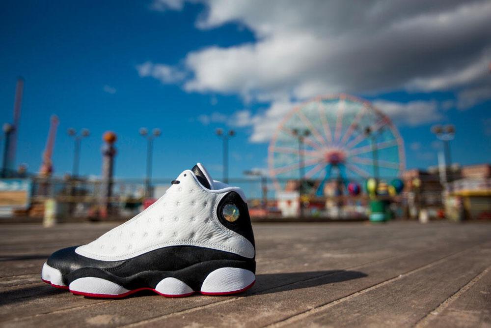 """Releasing: Air Jordan 13 Retro """"He Got Game"""""""