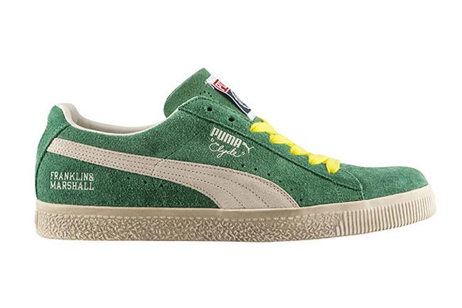 Puma Clyde x Franklin & Marshall