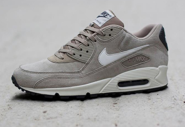 the best attitude 9988c ce627 ... 50% off nike air max 90 essential classic stone grey 380cc ef95f