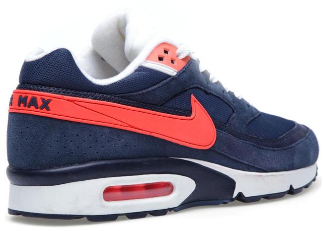 Nike Air Max Classic BW Essential | Squadron Blue & Red