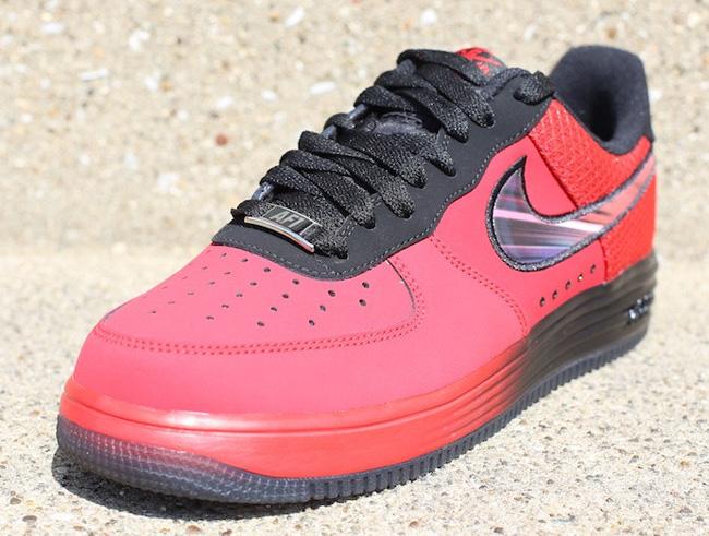 big sale 20c97 ac9b7 Nike Lunar Force 1 LTHR