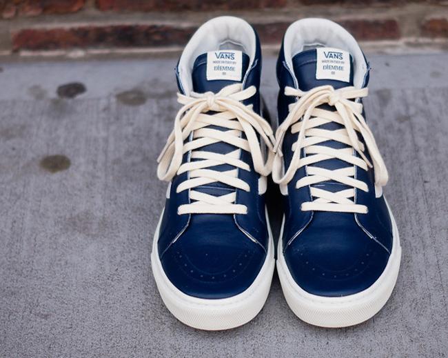 5dd5314b3d Vans Vault x Diemme Montebelluna Hi News - EU Kicks  Sneaker Magazine