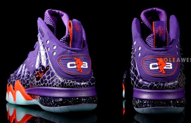 "timeless design 0d9a4 d5059 More Images  Nike Barkley Posite Max ""Phoenix Suns†- OG EUKicks Sneaker  Magazine"