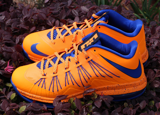 hot sale online 9c85b 2ca4b Release Date  Nike Air Max LeBron X Low