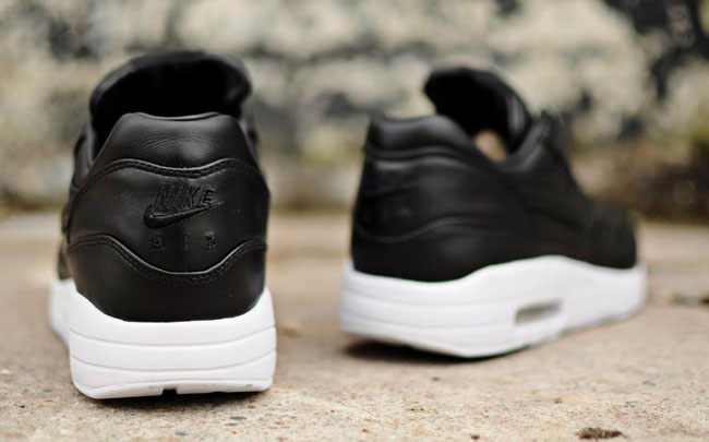 nike air max 1 sp black leather