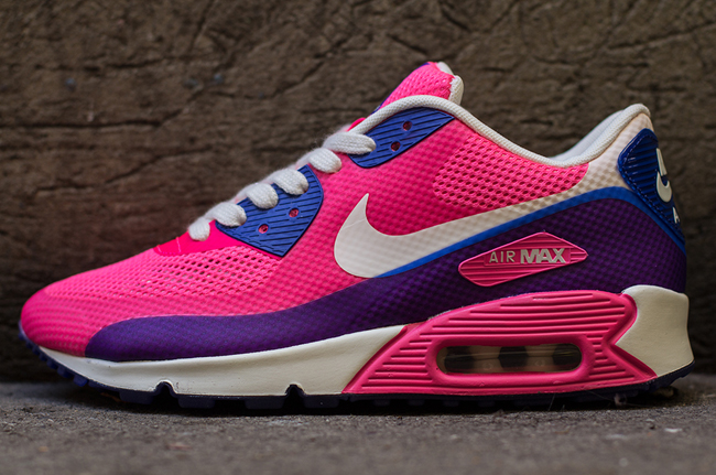 Nike Air Max 90 Hyperfuse Rose Violet