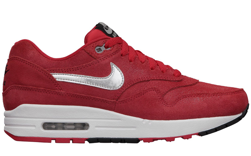 new style b9a53 4f178 ... official store nike wmns air max 1 silver swoosh pack 3deab a142a ...