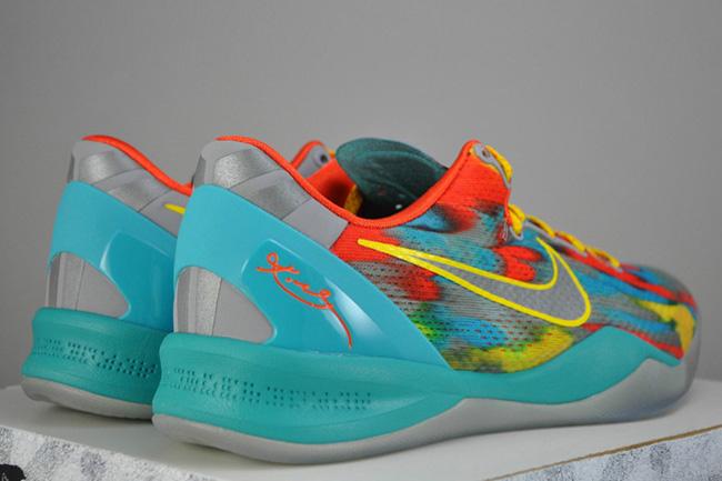 1396bf59796d Release Date  Nike Kobe 8