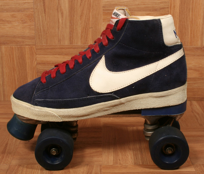 OG 1970s Nike Blazer Roller Skate