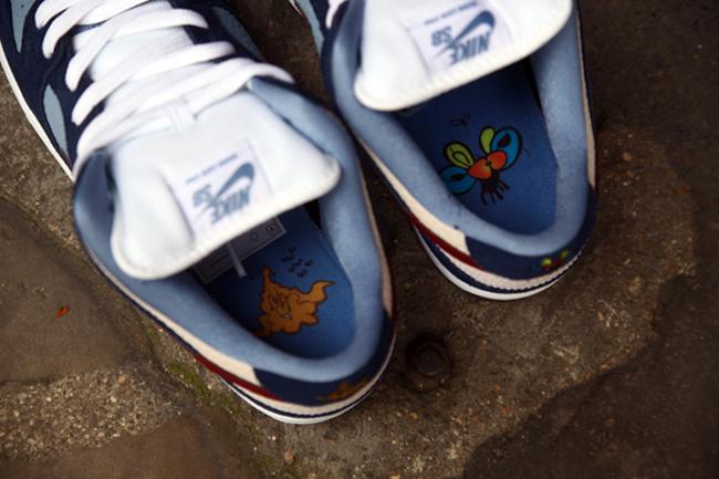 "FTC x Nike SB Dunk Low Pro ""Finally"""