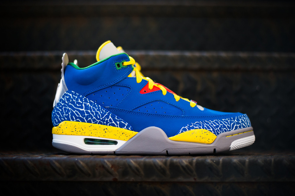 quality design 8cfac 61f42 ... ebay releasing jordan son of mars low do the right thing 361a0 0127d