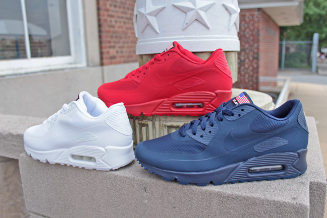 nike air max hyperfuse independence day