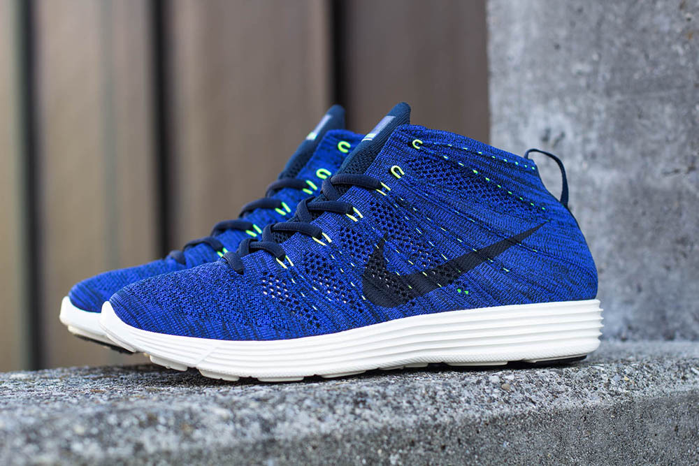hot sales ca700 5c1bd ... where to buy nike lunar flyknit chukka game royal volt 3190f 4ed98