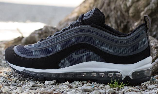Nike Air Max 97 GS Silver Bullet US5.5Y & 6Y