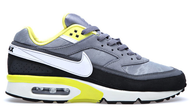 énorme réduction 39680 f9987 switzerland nike air max bw yellow grey e8a20 ca1b3