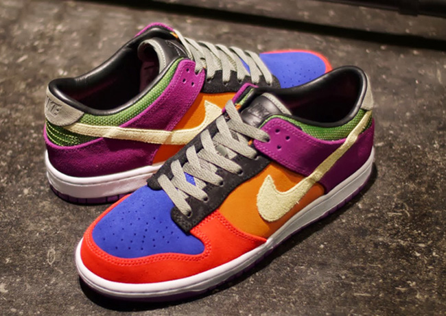 meet 69933 844b6 ... Nike Dunk Low Viotech SP Detailed Photos of 2013 Retro ...