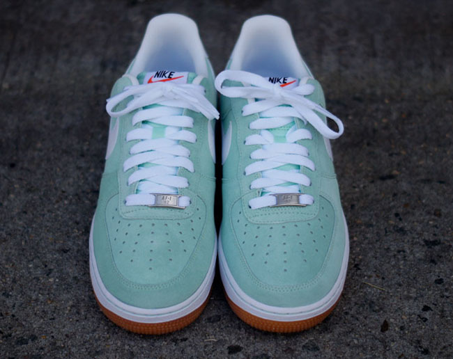 hot sale online 2e399 45e69 ... coupon code for nike air force 1 suede arctic green 7e64a bf391