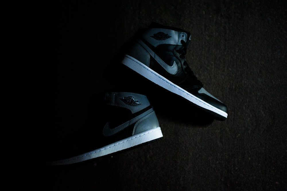 "Releasing: Air Jordan 1 Retro High OG ""Shadow"""