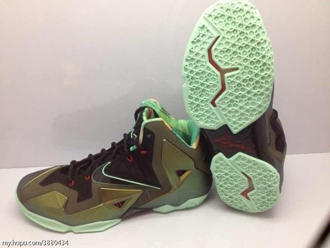 Nike LeBron XI | New Sample Picture