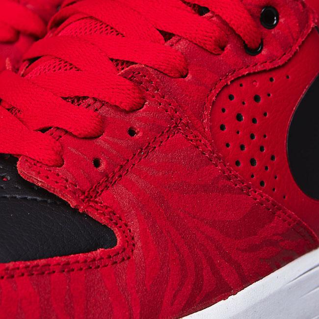 premium selection 9b063 725ff Nike SB Paul Rodriguez 7   Uni Red   Black