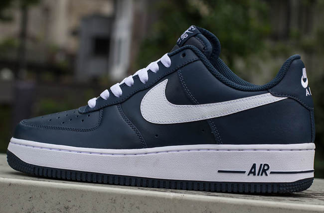 buy popular 13bf9 9e979 air force 1 navy blue