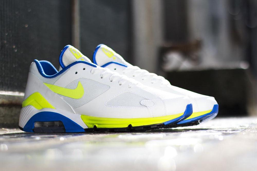 e9f15c3e52 ... Nike Air Max Terra 180 QS Hot Lime Blue Sapphir; MOVESHOP NIKE AIR MAX  TERRA 180 QS 626500 100 WHITE - YouTube ...