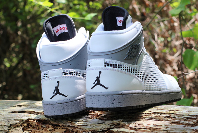buy popular 440c2 957cd ... low price air jordan 1 retro 89 white black cement grey fire red style  46da4 c6295