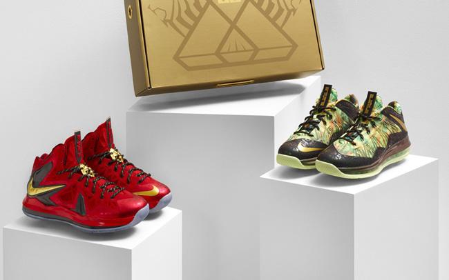 "43d0f67db7d9 Found on eBay  Nike Air Max LeBron X Low ""Raspberry Red"" · Releasing  Nike  LeBron X Celebration Pack"