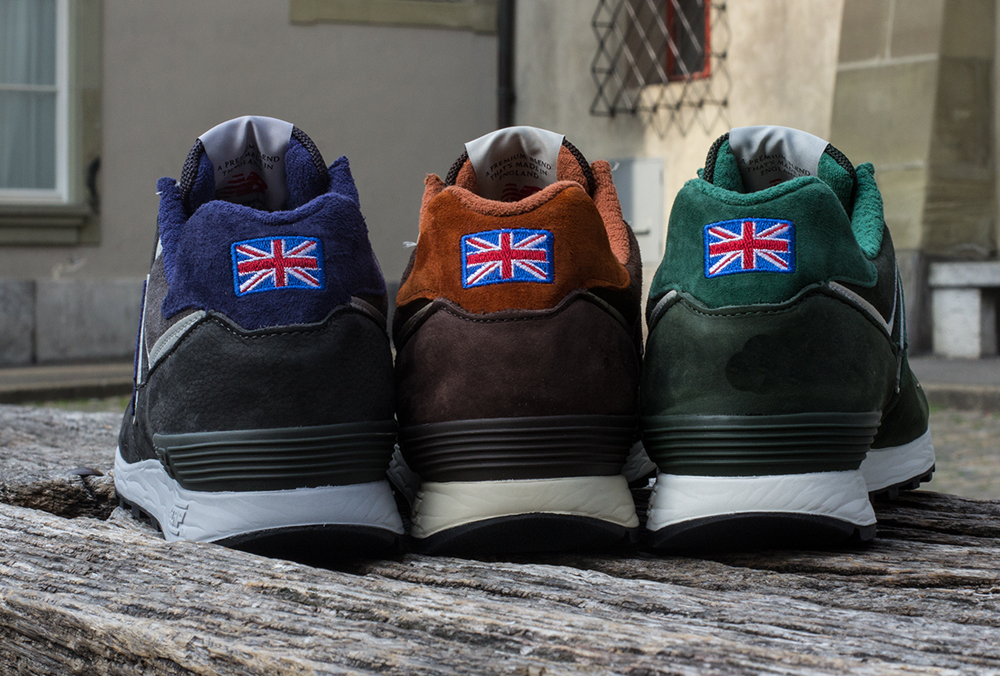 the latest 5187d 81f18 Releasing: New Balance 576 'Tea Pack' - OG EUKicks Sneaker ...