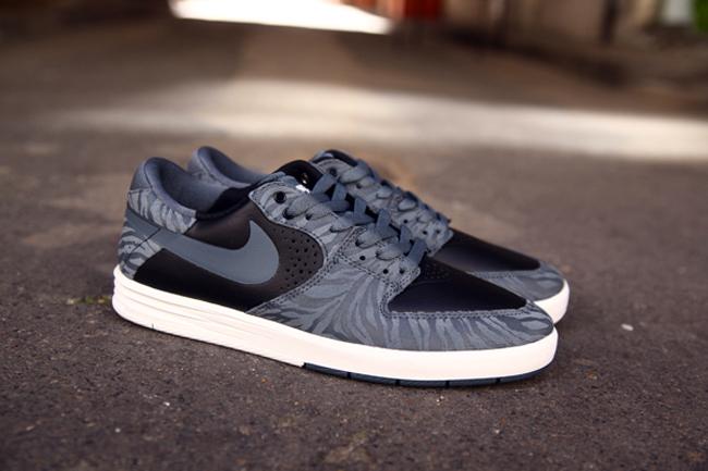 Nike SB Paul Rodriguez 7   Black & Armory Slate - EU Kicks: Sneaker Magazine