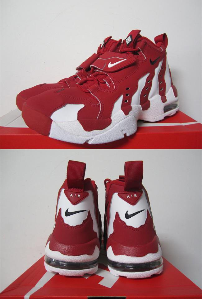 best website 15bbd 98133 Nike Air DT Max  96  White   Varsity Red  - OG EUKicks Sneaker Magazine