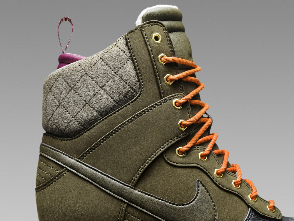 check out 6f428 f7b81 ... new zealand buy nike dunk sky hi sneakerboot detailed photos f4949  0b394 c5b6f 16693