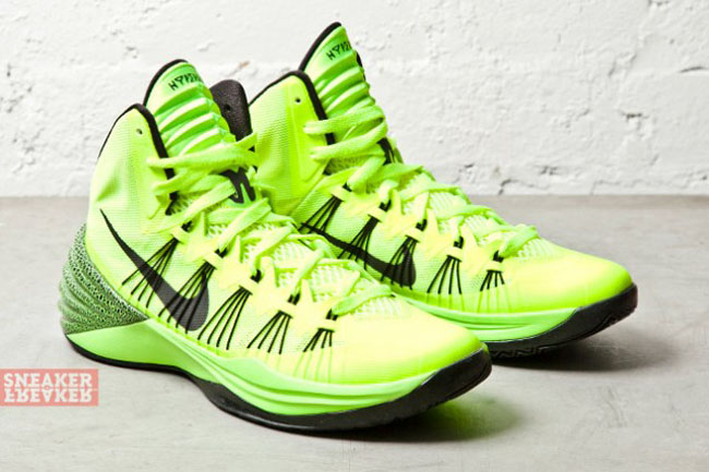 premium selection b7828 fc769 ... 50% off nike hyperdunk 2013 black volt preview ae5b4 1a3df