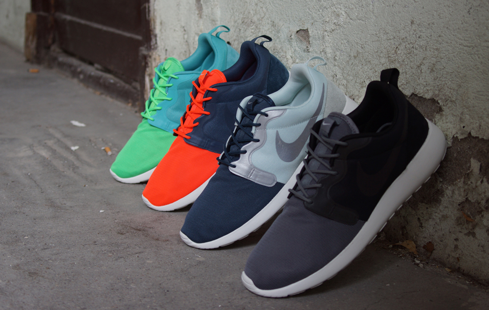 quality design 26efa f1c46 ... discount releasing nike roshe run hyperfuse vent pack d51de 2f8a1