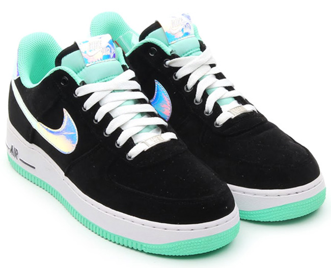 competitive price 571cc 7e7d9 nike air force 1 low hologram