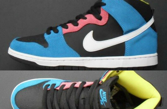 separation shoes fff03 fb0e6 Nike SB Dunk High