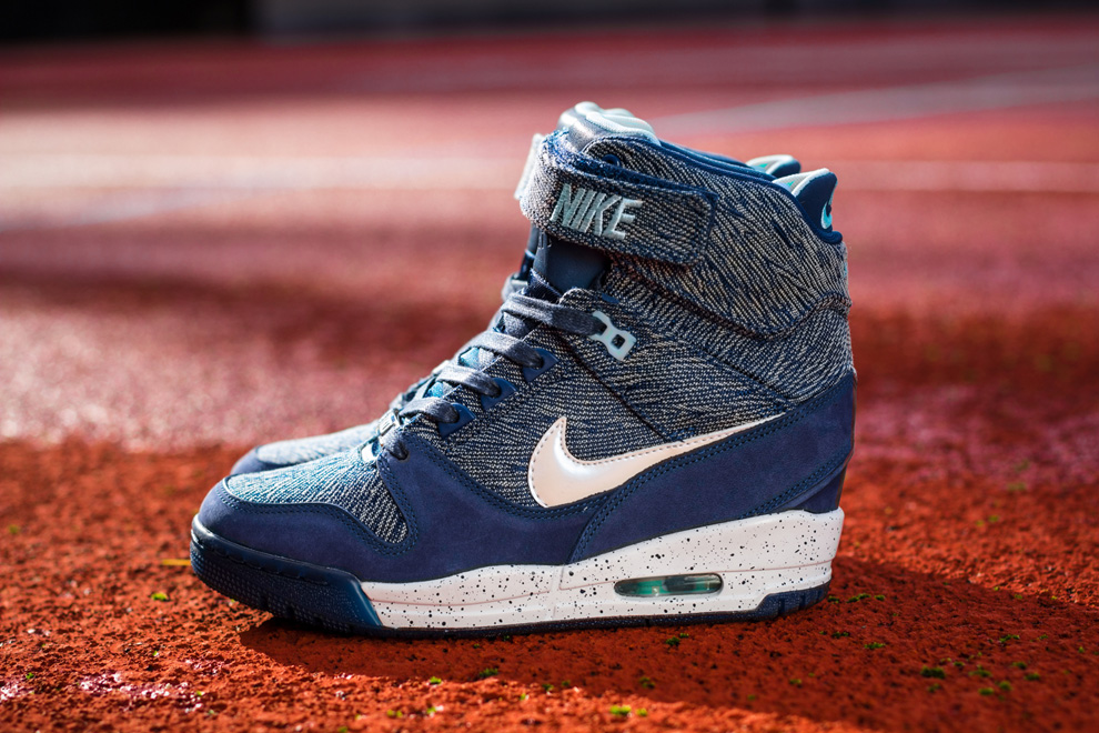 "9d8e06a5ce7 ... Womens Nike WMNS Air Revolution Sky Hi City Pack ""Tokyo"" (Detailed  Pictures) ..."