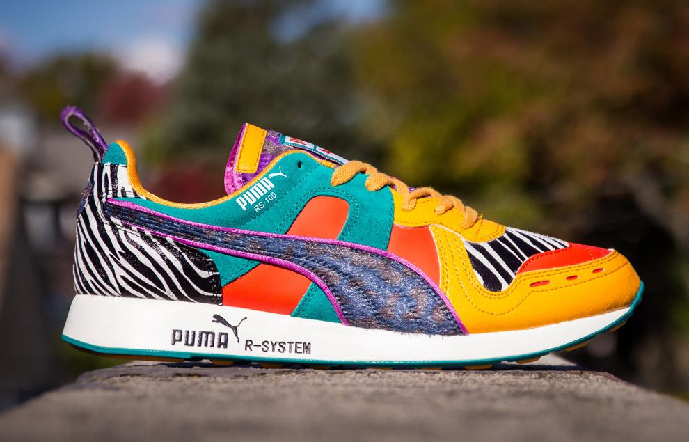 puma sneakers colorful \u003e Clearance shop