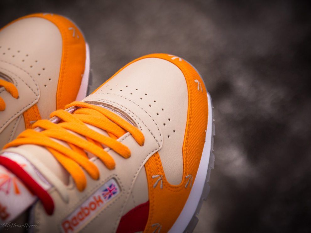 Gary Warnett x Reebok Classic Leather